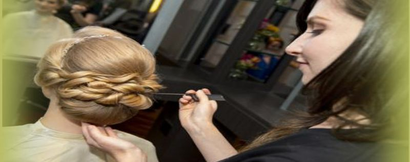 Formal Hair Design at Puffer's Salon